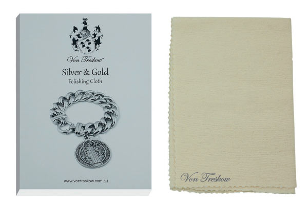 A fast and easy way to care for your precious silver & gold jewellery